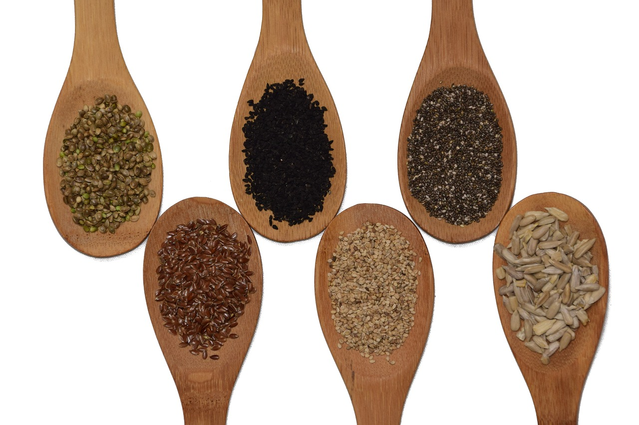 Flax Seeds Products