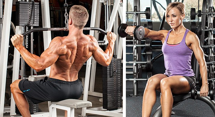 Body Building Myths and Tips
