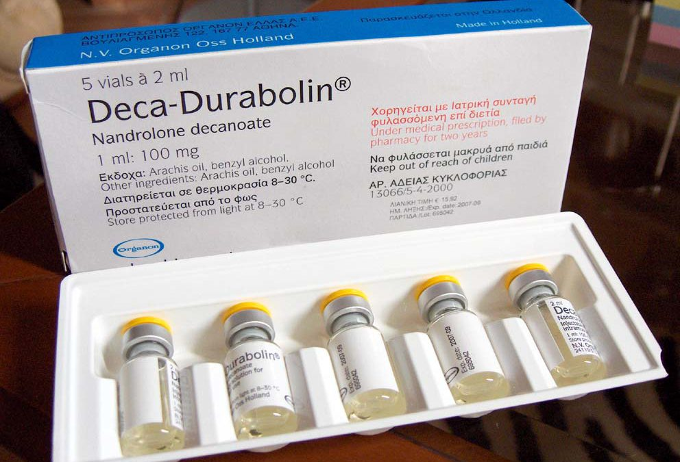 Deca Durabolin  And Testosterone Cycle